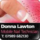 Donna Lawton - Mobile Nail Technician